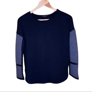 Generation Love Ribbed Sleeve Sweater Size XS